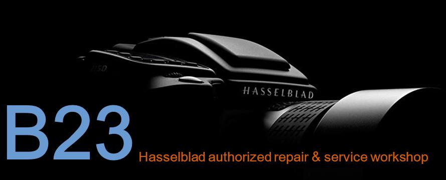 Hasselblad repair & service